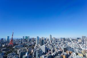 東京風景の写真素材 [FYI04704178]