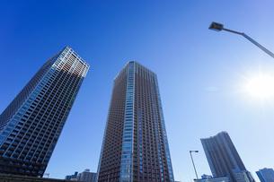 高層ビル・タワーマンションの写真素材 [FYI04704187]
