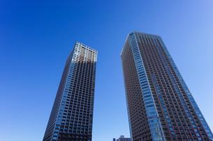 高層ビル・タワーマンションの写真素材 [FYI04704190]