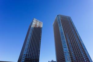 高層ビル・タワーマンションの写真素材 [FYI04704192]
