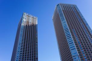 高層ビル・タワーマンションの写真素材 [FYI04704194]