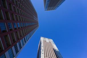 高層ビル・タワーマンションの写真素材 [FYI04704195]