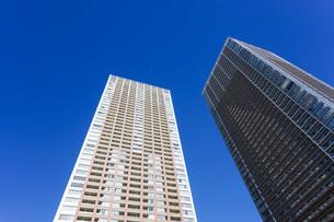 高層ビル・タワーマンションの写真素材 [FYI04704196]