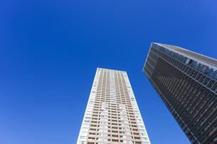 高層ビル・タワーマンションの写真素材 [FYI04704197]