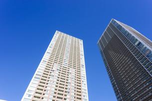 高層ビル・タワーマンションの写真素材 [FYI04704198]