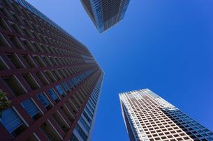 高層ビル・タワーマンションの写真素材 [FYI04704199]