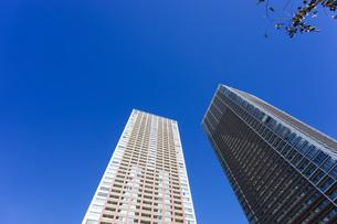 高層ビル・タワーマンションの写真素材 [FYI04704200]