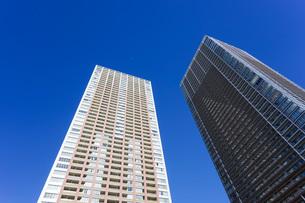 高層ビル・タワーマンションの写真素材 [FYI04704201]
