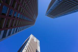 高層ビル・タワーマンションの写真素材 [FYI04704202]