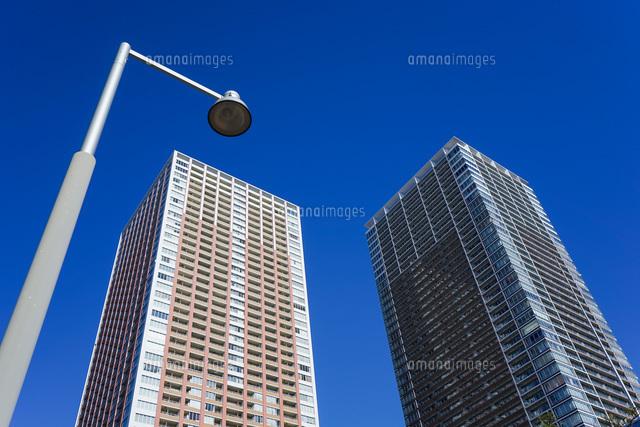 高層ビル・タワーマンションの写真素材 [FYI04704204]