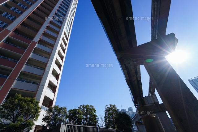 高層ビル・タワーマンションの写真素材 [FYI04704205]
