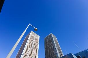 高層ビル・タワーマンションの写真素材 [FYI04704207]