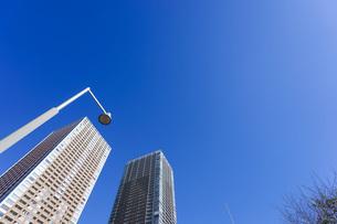 高層ビル・タワーマンションの写真素材 [FYI04704208]