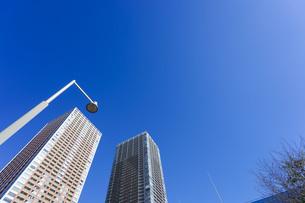 高層ビル・タワーマンションの写真素材 [FYI04704210]