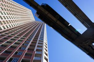 高層ビル・タワーマンションの写真素材 [FYI04704214]
