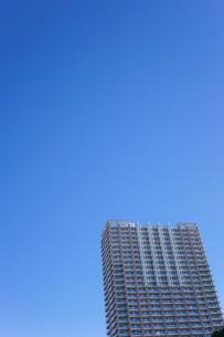 高層ビル・タワーマンションの写真素材 [FYI04704215]