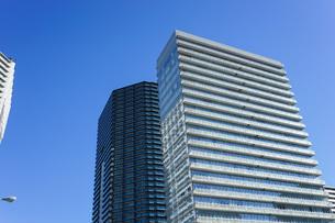 高層ビル・タワーマンションの写真素材 [FYI04704217]