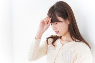 頭痛の写真素材 [FYI04704942]