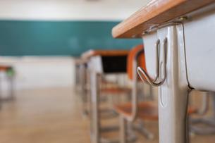 学校の教室の写真素材 [FYI04705272]