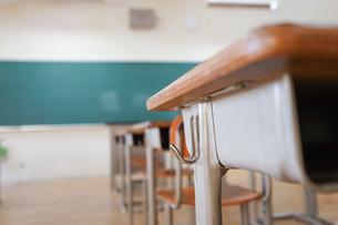 学校の教室の写真素材 [FYI04705274]