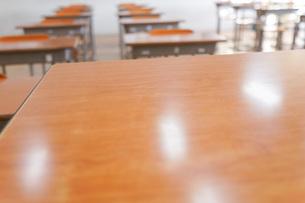 学校の教室の写真素材 [FYI04705278]