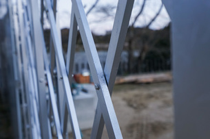 建設現場の写真素材 [FYI04705302]