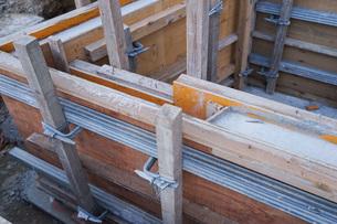 建設現場の写真素材 [FYI04705312]