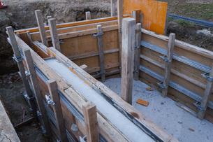 建設現場の写真素材 [FYI04705313]