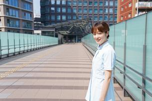 Nurse at hospitalの写真素材 [FYI04705454]