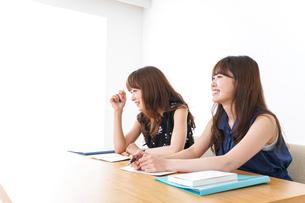 キャンパスライフ・授業の写真素材 [FYI04705877]