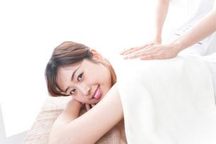 美容・スパ・エステイメージの写真素材 [FYI04706012]