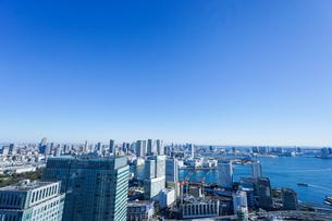東京眺望の写真素材 [FYI04707604]