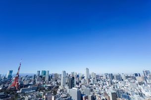 東京眺望の写真素材 [FYI04707608]