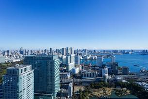 東京眺望の写真素材 [FYI04707610]