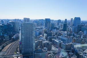 東京眺望の写真素材 [FYI04707612]
