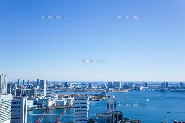東京眺望の写真素材 [FYI04707613]