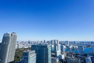 東京眺望の写真素材 [FYI04707616]