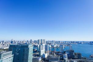 東京眺望の写真素材 [FYI04707617]