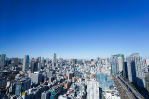 東京眺望の写真素材 [FYI04707626]