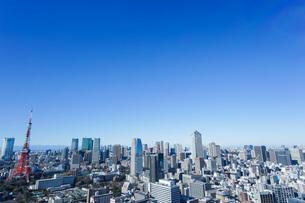 東京眺望の写真素材 [FYI04707628]