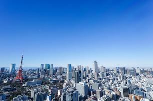 東京眺望の写真素材 [FYI04707632]