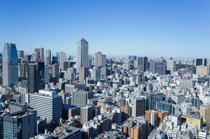 東京眺望の写真素材 [FYI04707634]