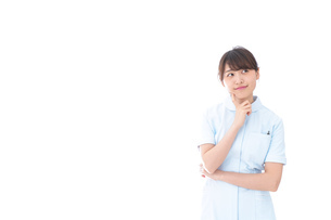 若い看護師の写真素材 [FYI04708047]