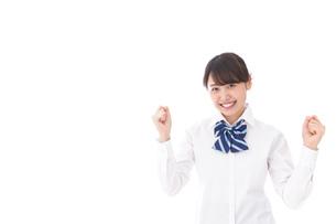 喜ぶ学生・合格の写真素材 [FYI04708131]