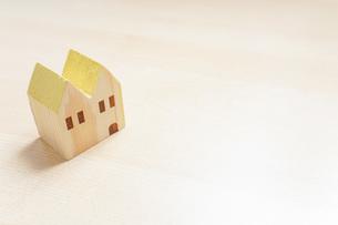 住宅の写真素材 [FYI04708289]