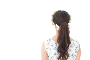 花嫁の写真素材 [FYI04709210]