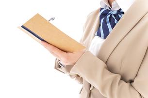 勉強をする学生の写真素材 [FYI04709496]