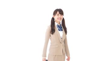 笑顔の中学生・高校生の写真素材 [FYI04709528]
