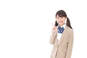 学生・アドバイスの写真素材 [FYI04709546]