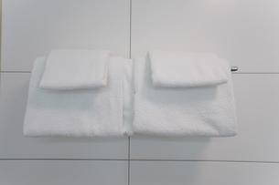 タオル・お風呂の写真素材 [FYI04709998]